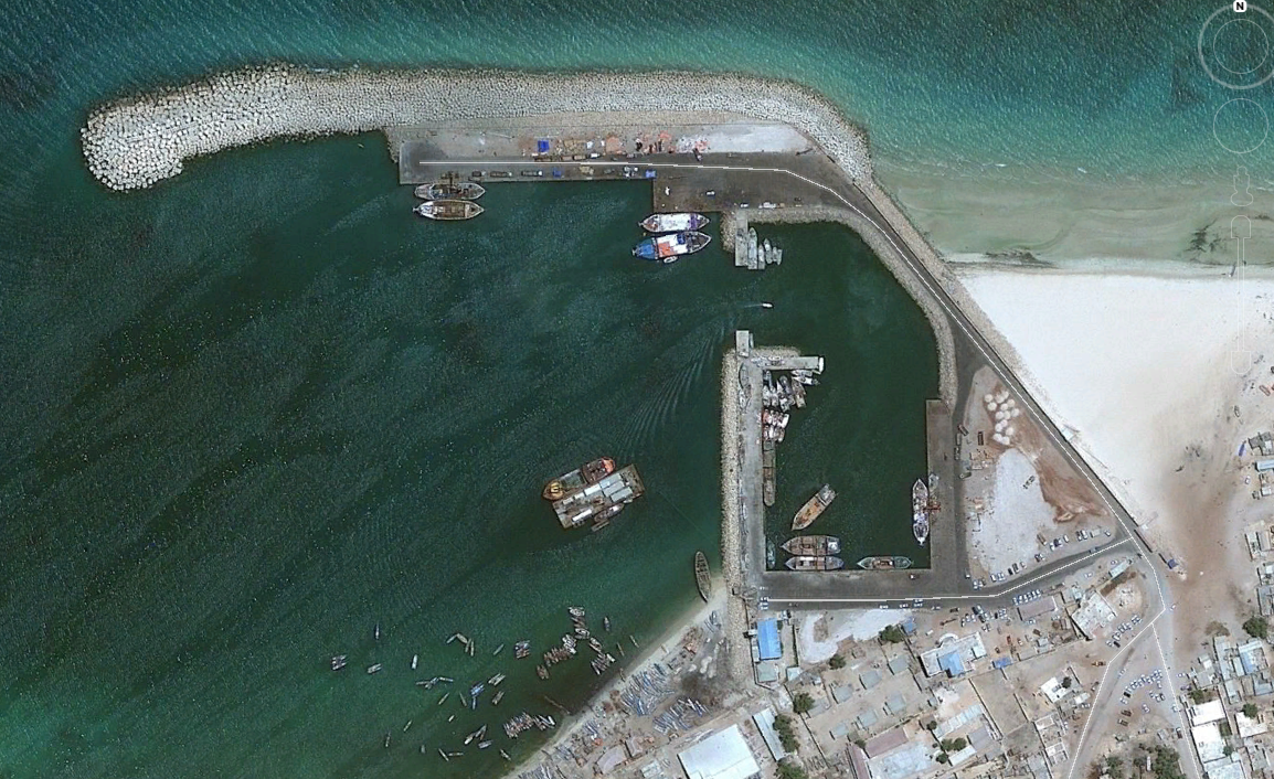 2 1 3 Somalia Port of Bossaso - Logistics Capacity