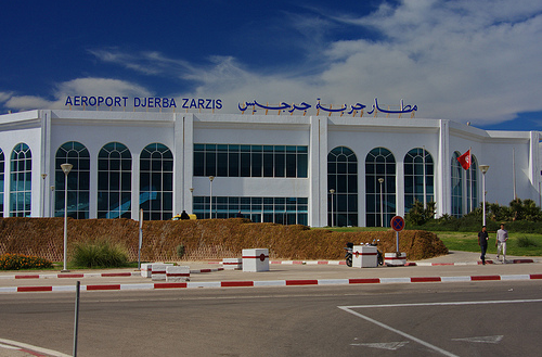 Tunisia djerba zarzis international airport logistics
