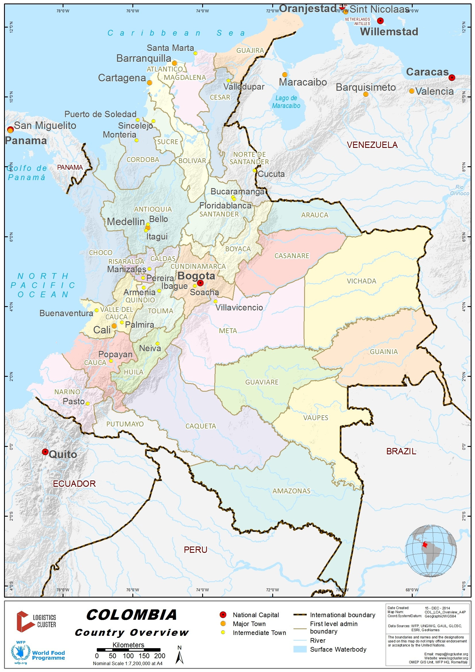 an overview of the country of colombia The making of modern colombia by david bushnell was a good place to start it  provides a good summary of the history of the country starting from original.