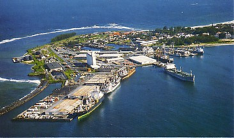 2 1 1 Madagascar Port of Toamasina - Logistics Capacity Assessment