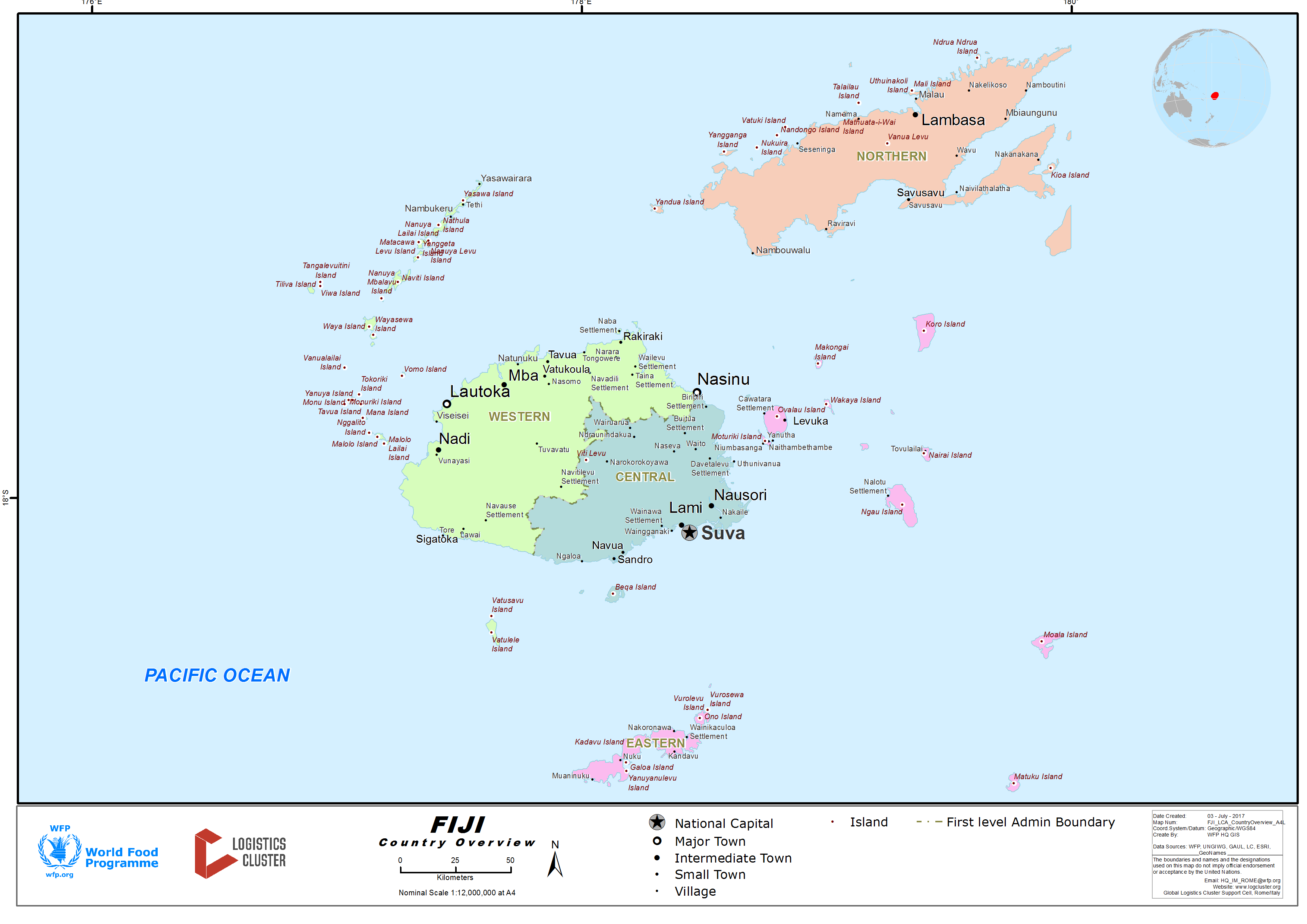 1 fiji country profile logistics capacity assessment digital fiji country profile gumiabroncs Gallery